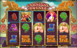 Carnivale royal