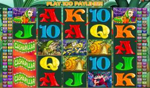 Cashapiller screenshot